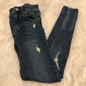 Wild Fable Distressed Denim Skinny Jeans